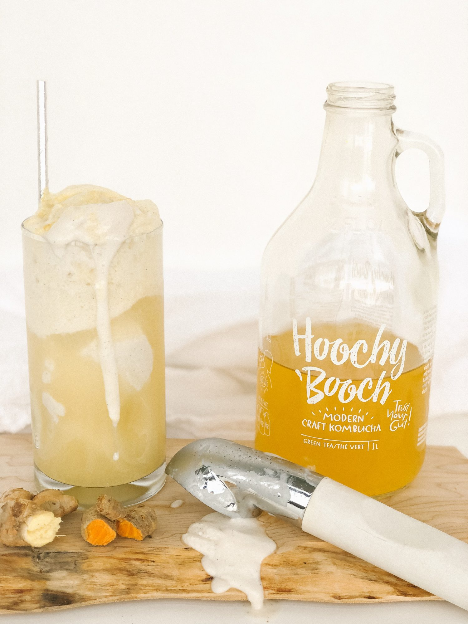 Hoochy Booch Kombucha: Versatile and Natural, Perfectly Sweet and Pleasingly Sour