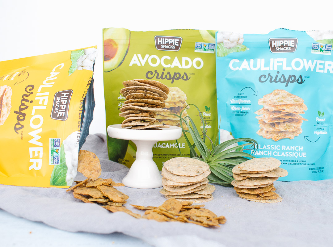 Hippie Snacks: Whole food snacks with a hippie twist